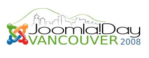 Joomla Day Vancouver - official website