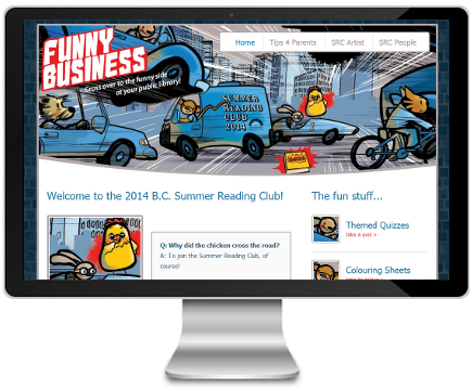 Kids Summer Reading Club 2014