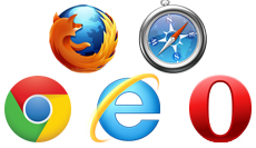 Crossbrowser friendly