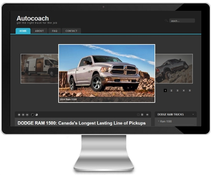 Autocoach.ca - Dodge Sprinter and Trucks