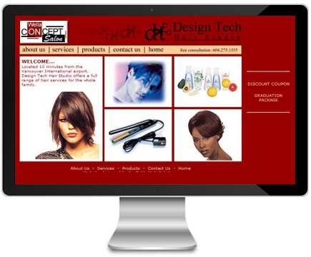 Design Tech Hair Studio