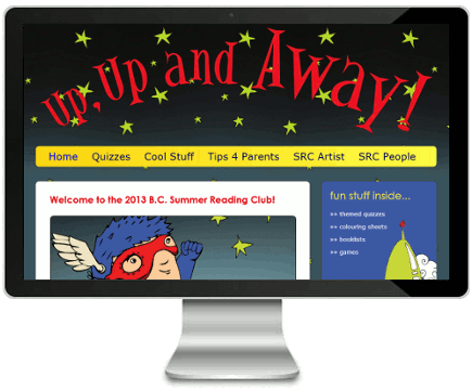 Kids Summer Reading Club 2013
