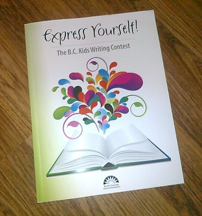 Express Yourself! The BC Kids Wrting Contest