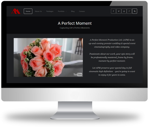 A Perfect Moment Production Ltd.