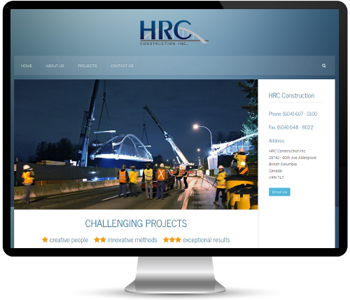 HRC Construction (2012) Inc.